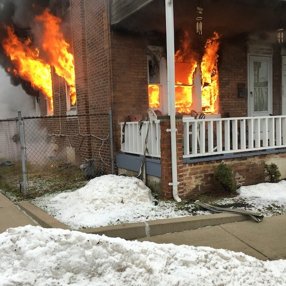 Two Alarm Fatal Fire