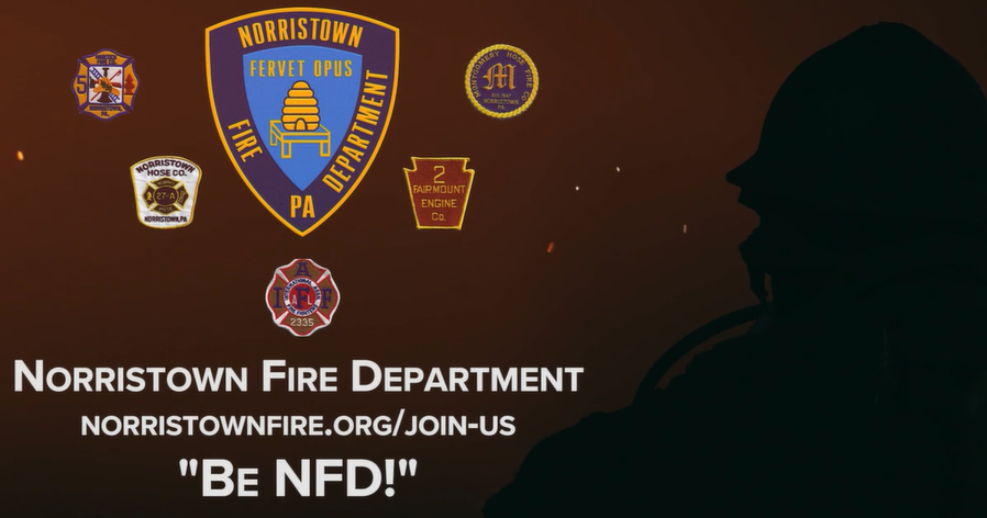 "Join the Team and ""BE NFD"""