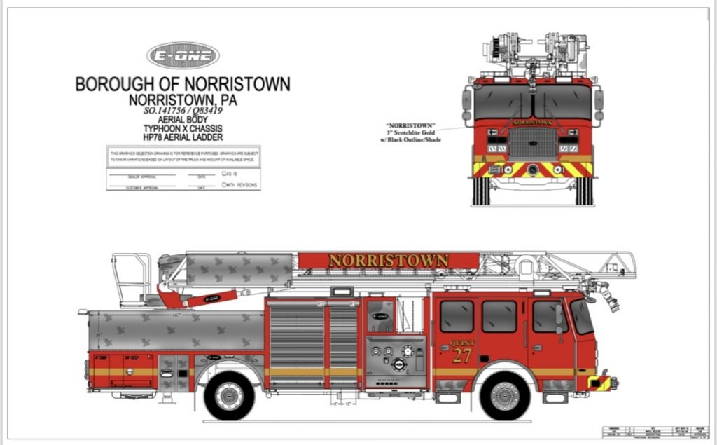 A New Quint will Soon Join the NFD Fleet